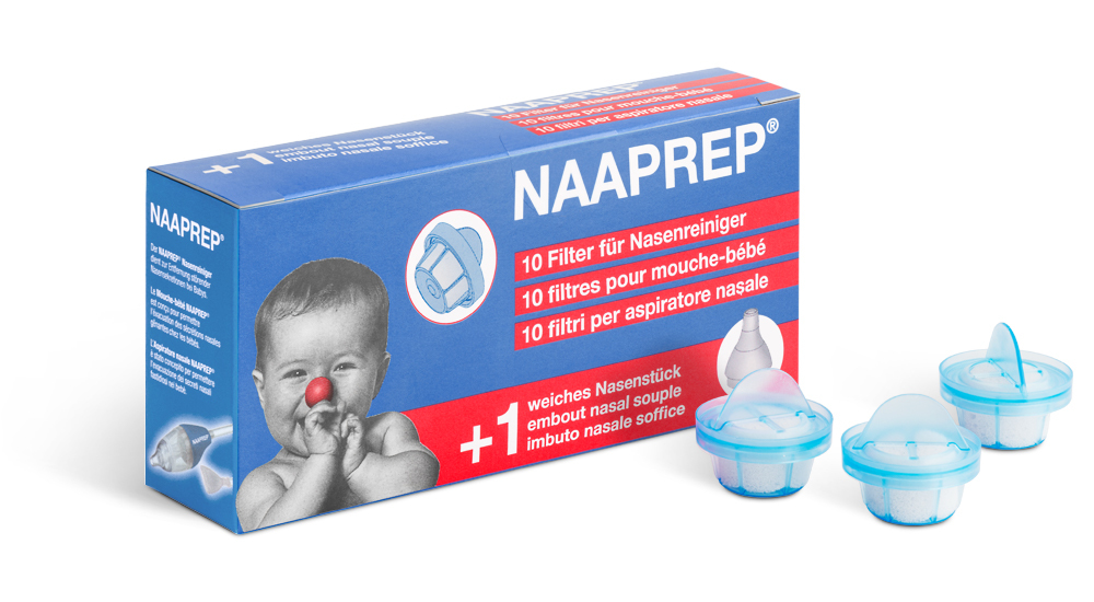 Naaprep Filter Inhalt